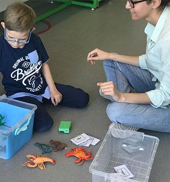 Replikli Öğretim:  Otizmli Çocuklara Sosyal İletişime Girme ve Sohbet Etme Becerilerinin Öğretimi